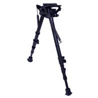 "Harris Engineering Ultralight Bipod Series S-Pivoting Base-13.5""-27"" (S-25C)"