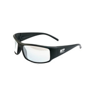 Smith & Wesson M&P Thunderbolt Shooting Glasses-Clear Mirror Lens (110168)