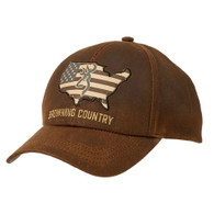 Browning Country Wax Cap-Brown (308776981)