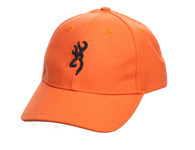Browning Safety Cap-Blaze Orange-Youth Size (30850101Y)