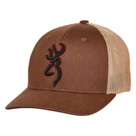 Browning Bloodline Cap-Brown/Tan Mesh (308110981)