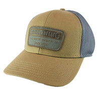 Browning Best Patch Cap-Moss Grey (308201841)