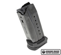 Ruger Security-9 Factory Compact Magazine w/ Adapter 9mm 15 Round Mag (90681)
