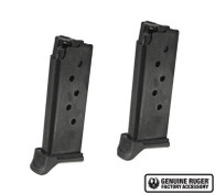 Ruger LCP II Magazine .380 ACP 6 Round Factory Mag Value 2-Pack (90644)