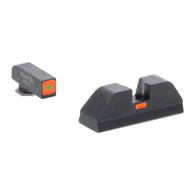 Ameriglo CAP Sight Set For Glock 17/19/19X/26/34/45 GEN 5 (GL-5616)
