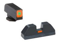 Ameriglo T-CAP Sight Set For Glock Low GEN 1-4 (GL-626)
