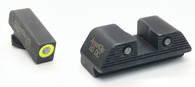 Ameriglo Trooper Series Sight Set For Glock Low GEN 1-4 (GL-819)