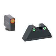 Ameriglo XL Optics Height Night Sight Set For All Glock Except 42/43 (GL-331)