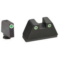 Ameriglo XXL Optics Height Night Sight Set For All Glock Except 42/43 (GL-330)