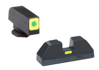 Ameriglo T-CAP Sight Set For Glock Low GEN 1-4 (GL-624)