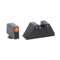 Ameriglo Spartan Operator Sight Set For Select Glock GEN 1-4 (GL-452)