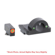 Ameriglo Ghost Ring Tritium Sight Set For Glock Low GEN 1-4 (GL-225)