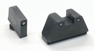 Ameriglo XXL Optics Height Night Sight Set For All Glock Except 42/43 (GL-814)