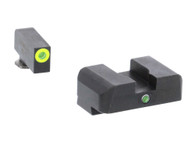 Ameriglo I-Dot Night Sight Set For Glock 17/19/19X/26/34/45 GEN 5 (GL-5301)