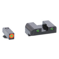 Ameriglo Spartan Operator Sight Set For Glock 20/21/29/30/31/32/38/41 (GL-448)