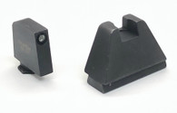 Ameriglo 5XL Optics Height Night Sight Set For All Glock Except 42/43 (GL-812)