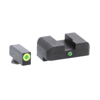 Ameriglo I-Dot Tritium Night Sight Set For Glock 20/21/29/30/31/32/36 (GL-303)