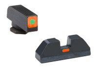 Ameriglo T-CAP Sight Set For Glock 42/43/43X/48 GEN 1-5 (GL-607)
