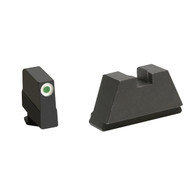 Ameriglo XXXL Optics Height Night Sight Set For All Glock Except 42/43 (GL-491)