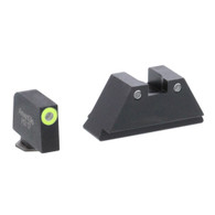 Ameriglo XL Optics Height Night Sight Set For All Glock Except 42/43 (GL-333)