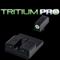 TruGlo Tritium PRO Sight Set For Taurus Millenium G2/G2c/709/740 Slim (TG231T2W)