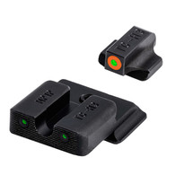 TruGlo Tritium PRO Sight Set For S&W M&P Series/SD9/SD40 (TG231MP1C)