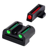 TruGlo Fiber Optic Sight Set #8 Fron/Rear For Sig Sauer (TG131S1)