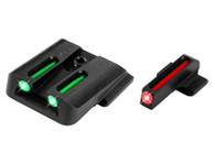 TruGlo Fiber Optic Sight Set For Smith & Wesson M&P 380 SHIELD EZ (TG131MP1)