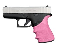 Hogue HANDALL Beavertail Grip Sleeve For Glock 43X/48-Pink (18217)