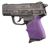 Hogue HANDALL Beavertail Grip Sleeve for Springfield XD-E-Purple (17316)