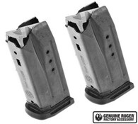 Ruger Security-9c Magazine 9mm 10 Round Factory Mag Value 2-Pack (90686)