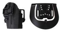 Blackhawk SERPA CQC Holster-Glock 29/30/39 Matte Black (410530BK-R)