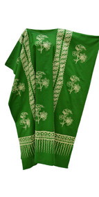 JAVA 100% Cotton Hand Made Kaftan Dress in many colours - Freesize