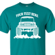 jade Early Bronco T-shirt