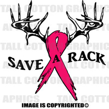 Black antlers with Hot Pink ribbon