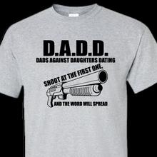 DADD Grey t-shirt