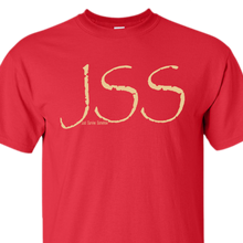 Just survive somehow red t-shirt