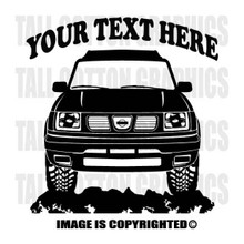 Black Nissan Truck