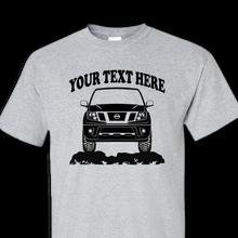 Grey Nissan Frontier Shirt