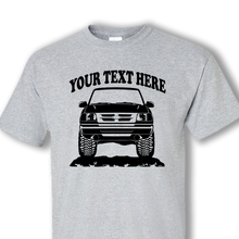 Grey shirt with black Ford Ranger