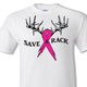 save a rack white t-shirt