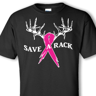 save a rack black t-shirt