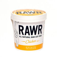 Our most popular dinner option, and a great introduction for novice raw feeders. Made from Mary's Chickens.