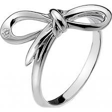 Hot Diamonds ring Love Flourish DR120 (size 8.5)
