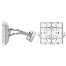 SOLD OUT! Swarovski Cufflinks Tao 5037658