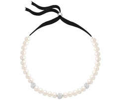 SOLD OUT! Swarovski Doll Crystal Soft Headband / Necklace / Bracelet (3 in 1) 5189138