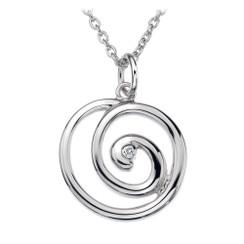 Hot Diamonds necklace Eternity Spiral DP371