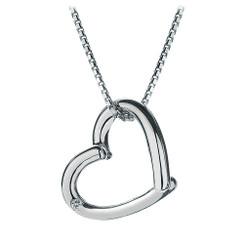 Hot Diamonds necklace Just Add Love Open Heart DP214