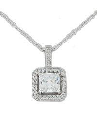 Crislu necklace 909520N16CZ