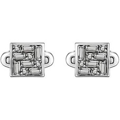 SOLD OUT! Swarovski Cufflinks Edge 5182036